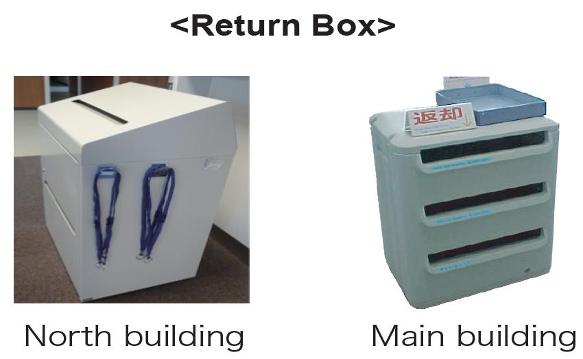 return box
